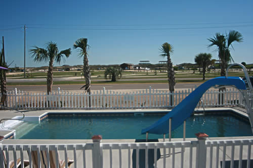 Dauphin Island Campground Swimming Pool